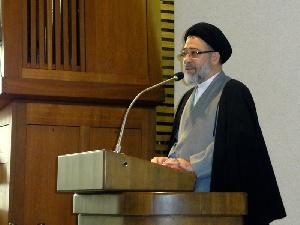 テヘラン大学神学部と学術交流協定を締結2