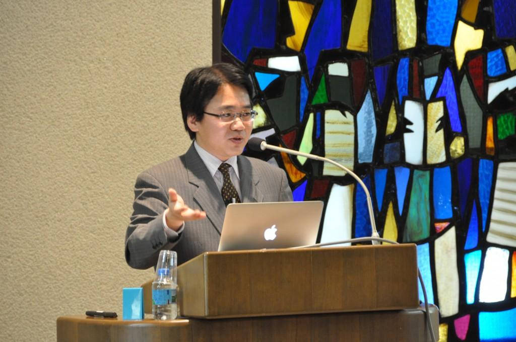 「日本宗教と一神教──宗教概念、普遍性をめぐって」2