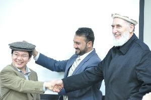 [研究会] Afghan Reconciliation and Peace-Building を実施(11:27)2