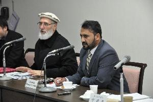 [研究会] Afghan Reconciliation and Peace-Building を実施(11:27)1