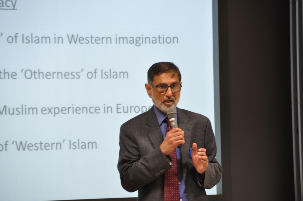 英国における治安強化とイスラーム1